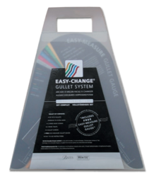 EASY-CHANGE COMPLETE GULLET KIT WINTEC